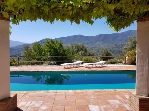 1 Pomegranate retreats main pool picture