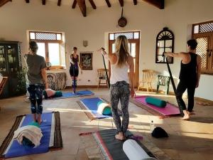 Teaching Pilates 2018